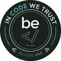 BeCode.org logo