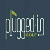 Pluggedingolf.com logo