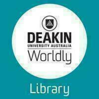 Deakin University Library logo