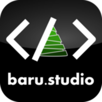 BaruStudio logo