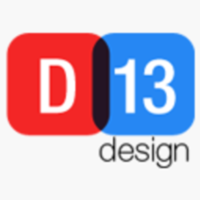 D13 Design logo